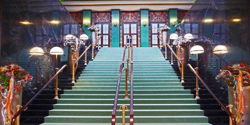 Casino Treppe